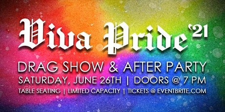 Viva Pride '21 tickets