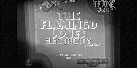 "The Flamingo Jones ""Electricity"" Launch tickets"
