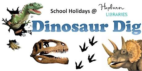 Dinosaur Dig in Daylesford tickets