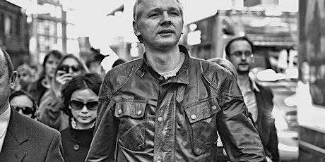 Free Assange Rally: Assange turns 50 tickets