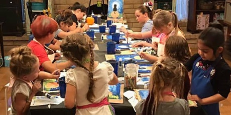 Ripon Farmer's Market and Garden Joy Kids Group Paint (Ages 5+) tickets