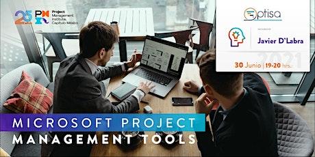 Microsoft Project Management Tools entradas