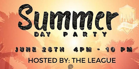 THE SUMMER DAY PARTY tickets