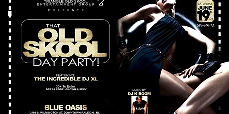 That Old Skool Day Party, The Return tickets