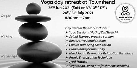 Yoga Day Retreat @ Townshend tickets