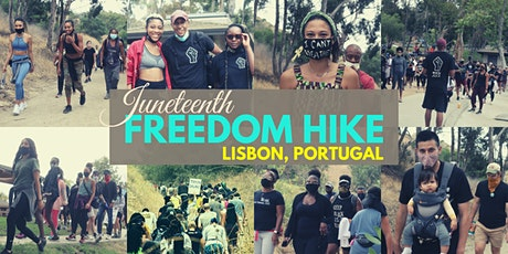 Global Freedom Hike  (LISBON) entradas
