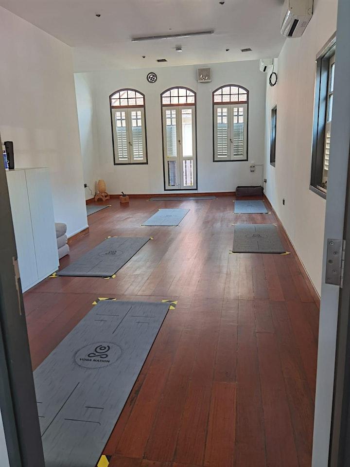 Yoga Day Retreat @ Townshend image