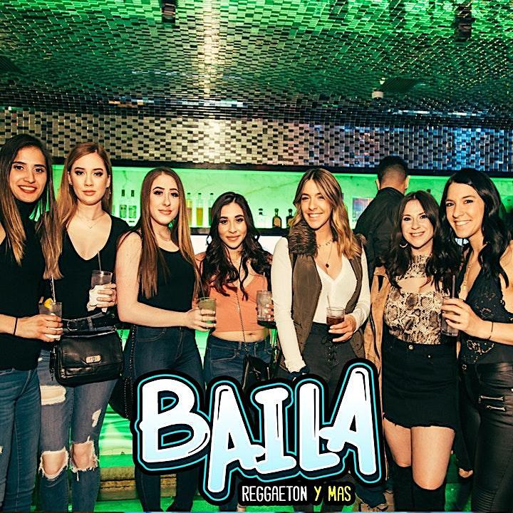 Baila / Veso's is back! Here to bring you BAILA Reggaetón y Mas image