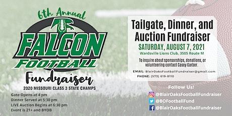 2021 Falcon Football Fundraiser tickets
