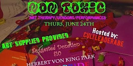 Non - Toxic Cult 24 Pride Edition tickets