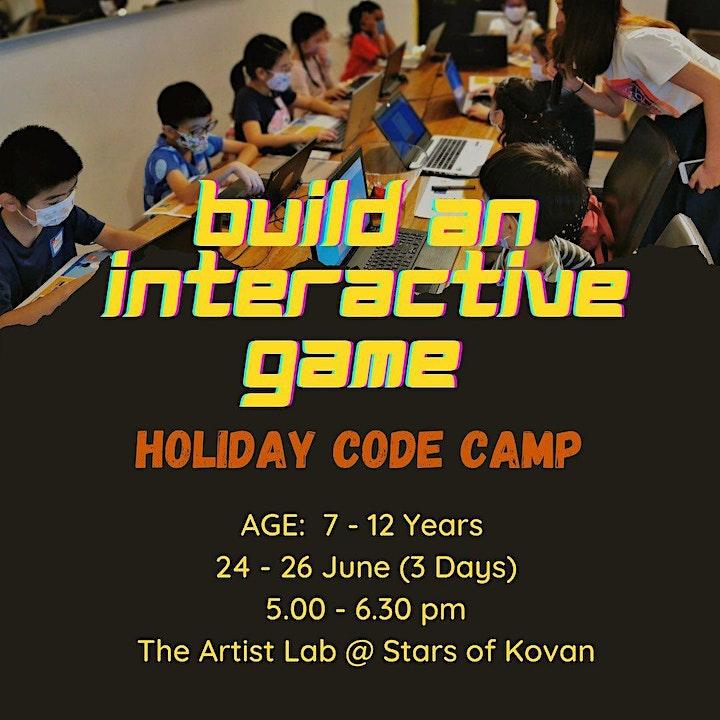 Holiday Code Camp image
