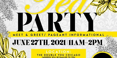 Miss Gem Chicago Anniversary Tea Party and Meet and Greet Informational tickets