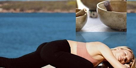 Full Moon Yin Yoga Soundbath Meditation tickets