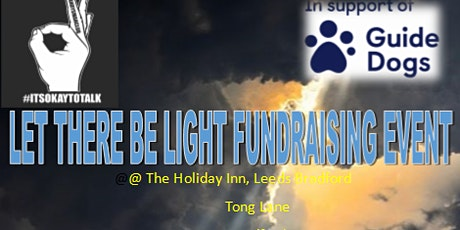 Let there be light fundraising event tickets