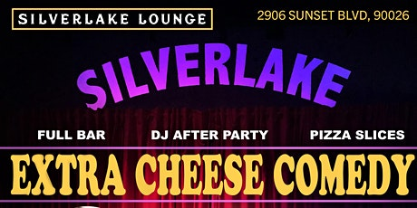 Extra Cheese Comedy Night tickets
