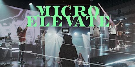 HILLSONG KONSTANZ -  MICRO ELEVATE - COMMS & CREATIVE TEAMNIGHT Tickets