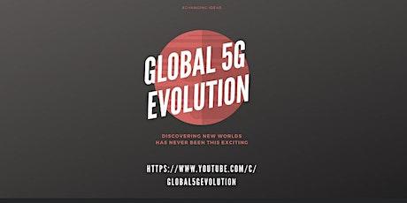 XCHANGING IDEAS #16 Global 5G Evolution biglietti