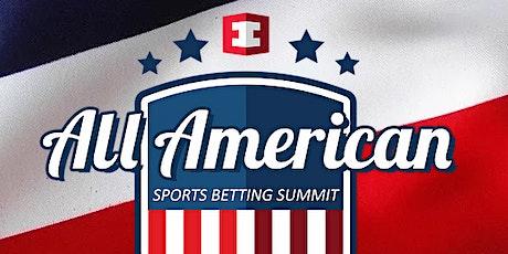All American Sports Betting Summit tickets