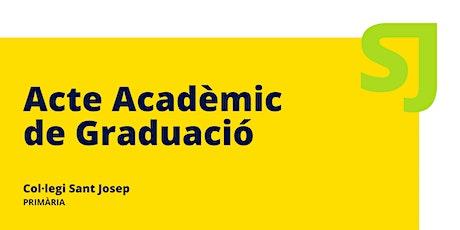 Acte Acadèmic de Graduació [Educació Primària] entradas