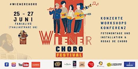 Wiener Choro Festival Tickets