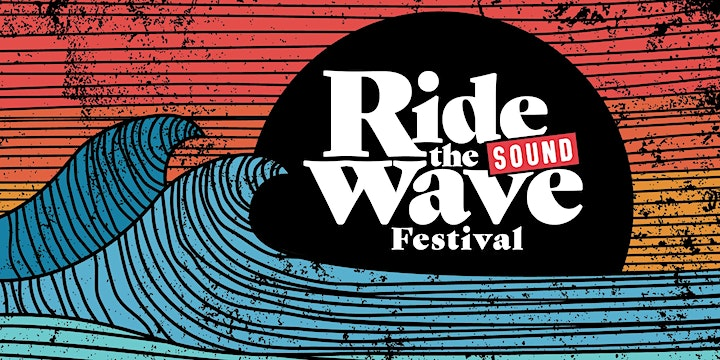 Ride the Sound Wave - Youth ticket now available (Under 18) image