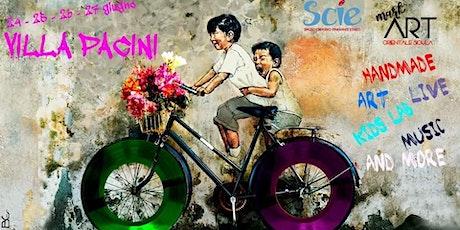 MarkArt @ Villa Pacini - Catania biglietti