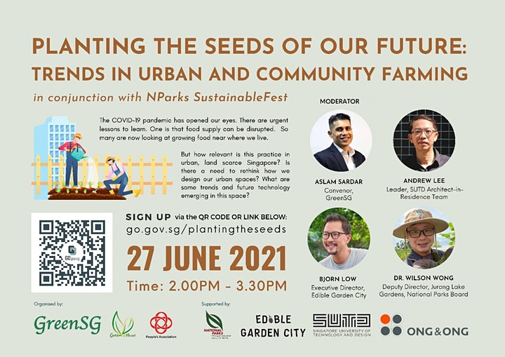 Planting the Seeds of Our Future: Trends in Urban and Community Farming image
