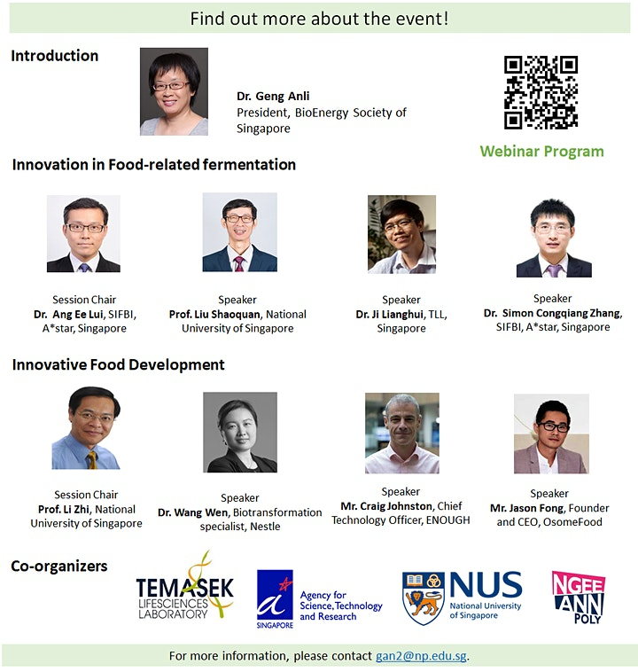 BESS Symposium on Fermentation - Fermented Food Technology and Innovation image