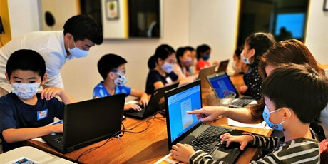 Free Scratch Coding Class for Kids - June 2021 tickets
