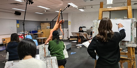 UNSW Life Drawing Club #2 tickets