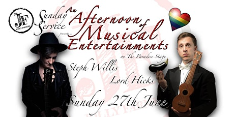An Afternoon of Musical Entertainment! tickets