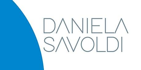 Daniela Savoldi   Violoncello e live electronics - 1° turno biglietti