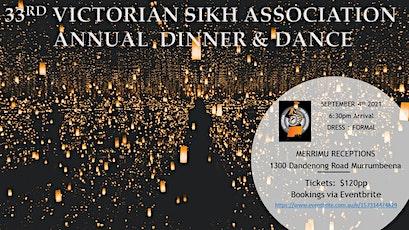 VSA DINNER & DANCE tickets