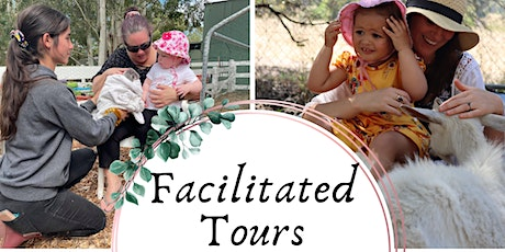 Facilitated Tour & Animal Interaction- a behind the scenes experience tickets