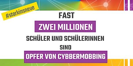 STARK IM NETZ - GEMEINSAM GEGEN CYBERMOBBING mit Swetlana Frim aus Gießen Tickets