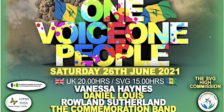One Voice One People - Concert tickets