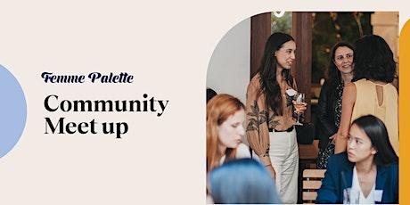 Community meet up tickets