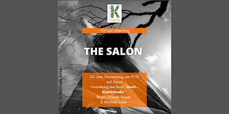 """Der virtuelle Salon - """"kiwitt - Kiebitzlieder"""" Tickets"""