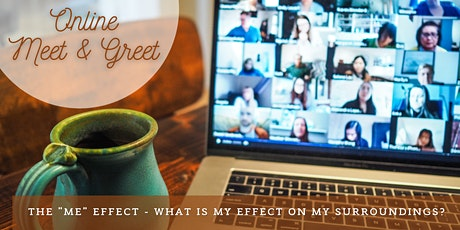 """The """"ME"""" effect - Online Meet&Greet Discussions tickets"""