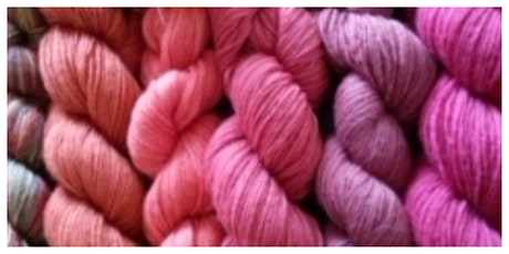 Natural Dyes with Jane Deane tickets