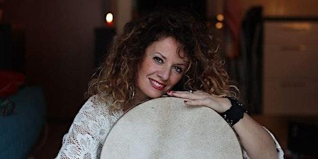 """""""La sirena mi canta dentro"""". Monica Marra  in concerto. biglietti"""