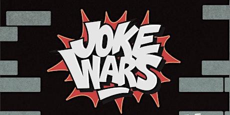 JOKE WARS COMEDY SHOW tickets
