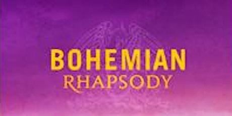 Bohemian Rapsody - ingresso € 5  a persona biglietti