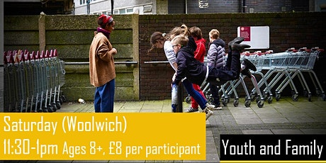 Esprit Concrete  - Youth and Family Woolwich Session tickets