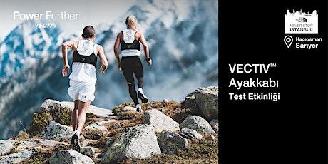 Never Stop Istanbul - VECTIV Test Run Serisi - Hacıosman tickets