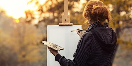 Sunset painting in Hyde Park, picnic and wine included. Materials  provided tickets