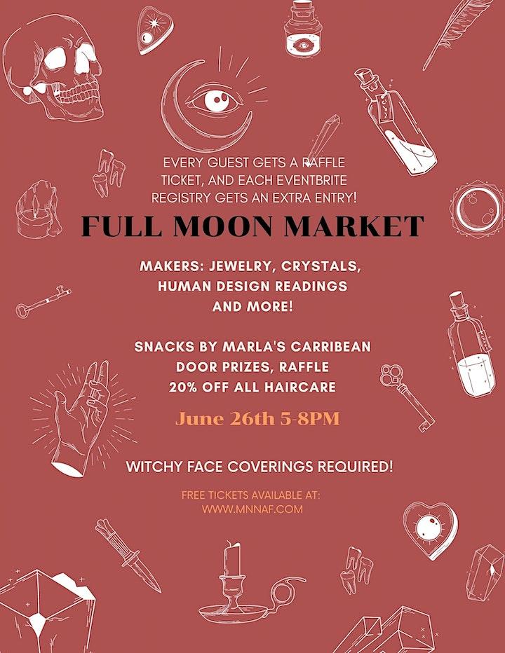 Full Moon Market image