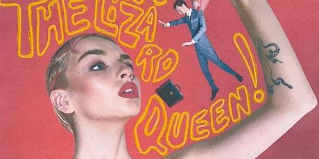 50m x The Lizard Queen Collage Workshop tickets