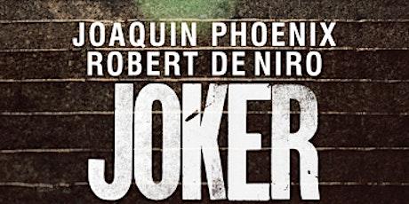 Joker - ingresso € 3 (gratuito per i minori di 12 anni) biglietti