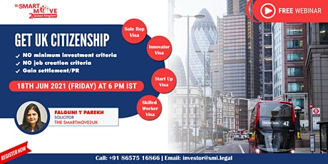 FREE Webinar : Start a Business in UK with NO Investment - DON'T MISS IT tickets